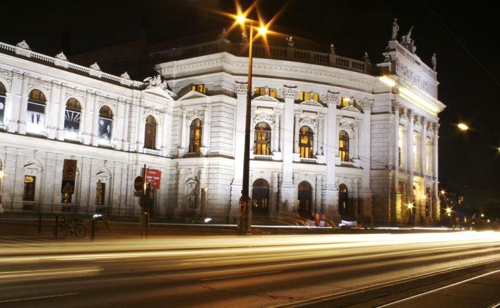 Fem af verdens mest berømte teatre Image